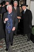 bill clinton leaves scott s restaurant after having