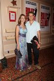 Beverly Turner and James Cracknell