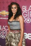 Laura Govan attends the Black Girl Rock! 2012...