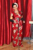 Billie Holiday wax sculpture Madame Tussauds New York...