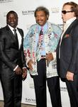Akon, Don King, Mickey Rourke