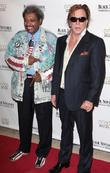 Don King and Mickey Rourke
