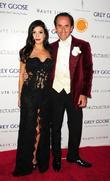 Adriana De Moura and Frederic Marq attends Lea...