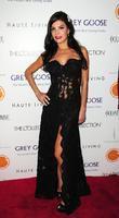 Adriana De Moura attend the Black's Annual Gala...