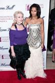 Padma Lakshmi and Debbie Harry