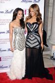 Padma Lakshmi and Tyra Banks