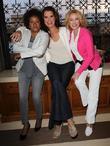Wanda Sykes, Brooke Shields and Virginia Madsen