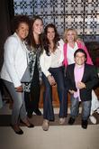 Wanda Sykes, Brooke Shields, Camryn Manheim, Mark Povinelli and Virginia Madsen