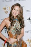 Miss Malaysia Universe and Andrea Fonseka