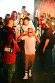 Bow Wow behind the scenes of 'We In...