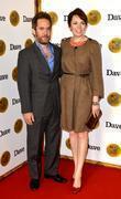 Tom Hollander and Olivia Colman