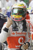Lewis HAMILTON, Team McLaren-, Grand Prix, Brazil, Interlagos and Sao Paulo