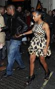 Alexandra Burke and Guest Brit Awards 2012 -...