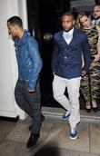 Aston Merrygold, JLS, Jonathan Gill and Brit Awards