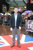 Stephen Mulhern The Judges and hosts arrive in...