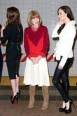 Victoria Beckham and Anna Wintour,  at the...