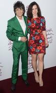 Ronnie Wood, British Fashion Awards, The Savoy, London and England