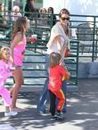 Brooke Burke Charvet  leaving Starbucks in Malibu...
