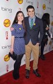 Alex Frnka and Joey Pollari Los Angeles Premiere...