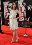 Julie Gonzalo and Grauman's Chinese Theatre