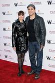 Flavia Cacace and Jimi Mistry 'Cantina' opening night...
