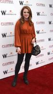 Olivia Halinan  'Cantina' opening night at London...