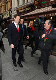 Deputy Prime Minister Nick and Clegg