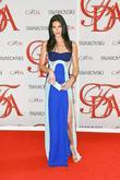 Hillary Rhoda  2012 CFDA Fashion Awards held...