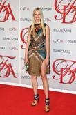 Karolina Kurkova  2012 CFDA Fashion Awards held...