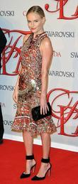 Kate Bosworth  2012 CFDA Fashion Awards held...