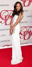 Selita Ebanks  2012 CFDA Fashion Awards held...