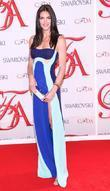 Hilary Rhoda 2012 CFDA Fashion Awards held at...