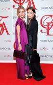 Ashley Olsen, Mary Kate Olsen  2012 CFDA...