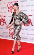 Crystal Renn  2012 CFDA Fashion Awards held...