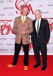 John Waters and guest  2012 CFDA Fashion...