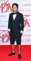 Pharrell Williams  2012 CFDA Fashion Awards held...