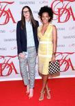 Solange Knowles and guest  2012 CFDA Fashion...