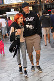 Hayley Williams, Paramore, The Grove, Chad Gilbert, New Found Glory