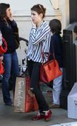 Emma Roberts, The Grove and West Hollywood