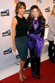 Lisa Rinna and Latoya Jackson