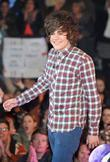 Frankie Cocozza and Elstree Studio