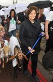 Cherie Blair International Widows Day - Celebrity Goat...