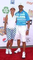 Salli Richardson, Dondre T Whitfield, George Lopez and Celebrity Golf Classic