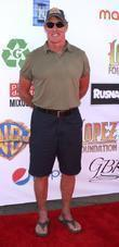 John C Mcginley, George Lopez and Celebrity Golf Classic