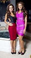 Nadia Forde and Layla Flaherty