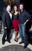 Stephen Mccormack, Nadia Forde and John Norton
