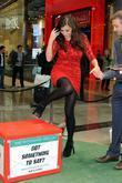 Imogen Thomas and Westfield Shopping Centre