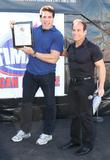 Lou Ferrigno and Mike Torchia
