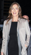 Kathryn Bigelow, Late Show, David Letterman, New York City