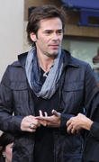 Billy Burke, Terri Seymour and Extra